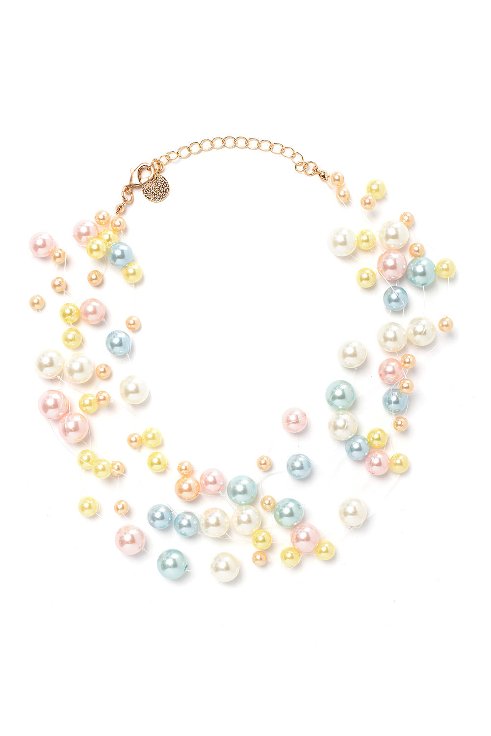 Type 1 Magic Pearls Necklace