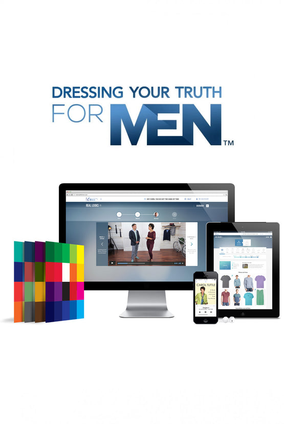 Dressing Your Truth for Men Course