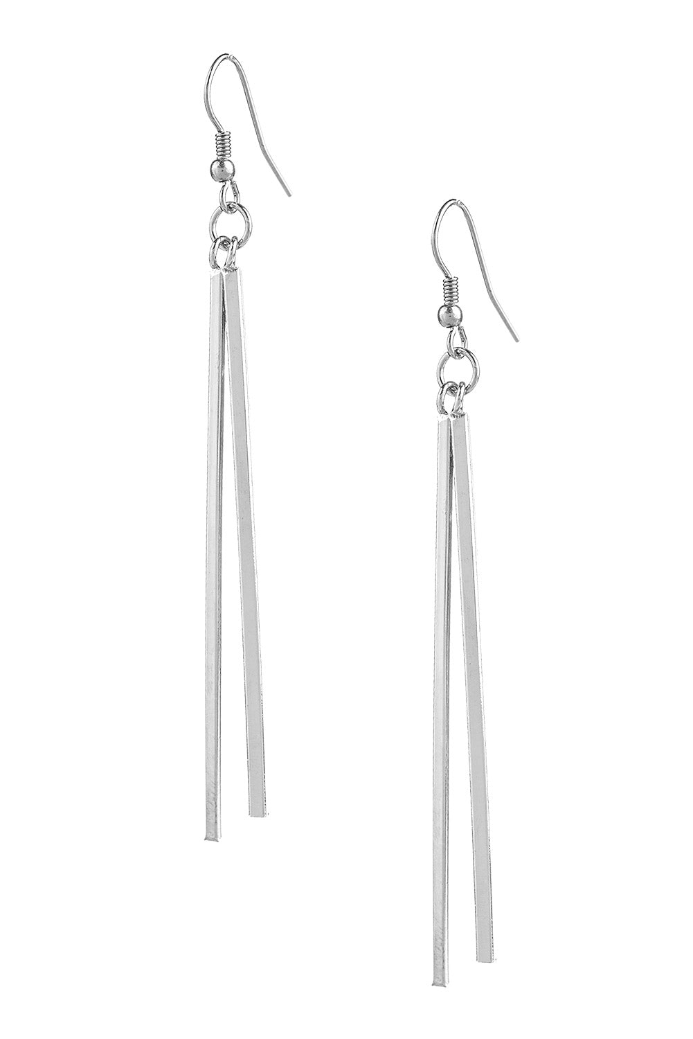 Type 4 Running Parallel Earrings