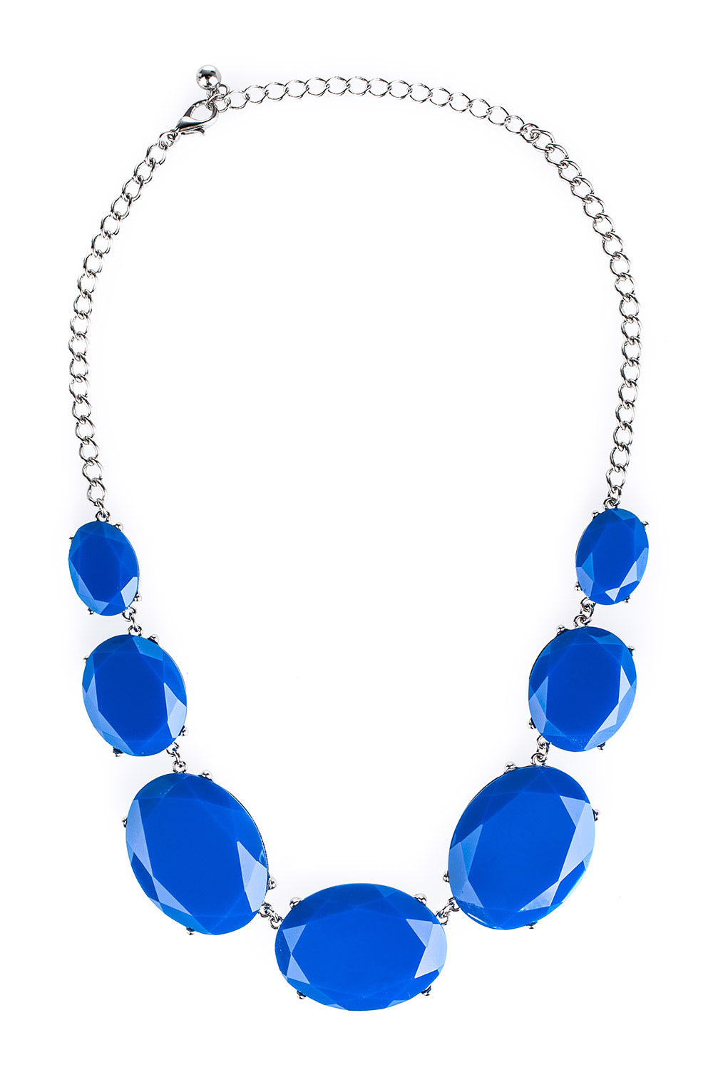 Type 4 Blue Pools Necklace