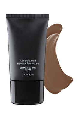 Mineral Liquid Powder- Espresso