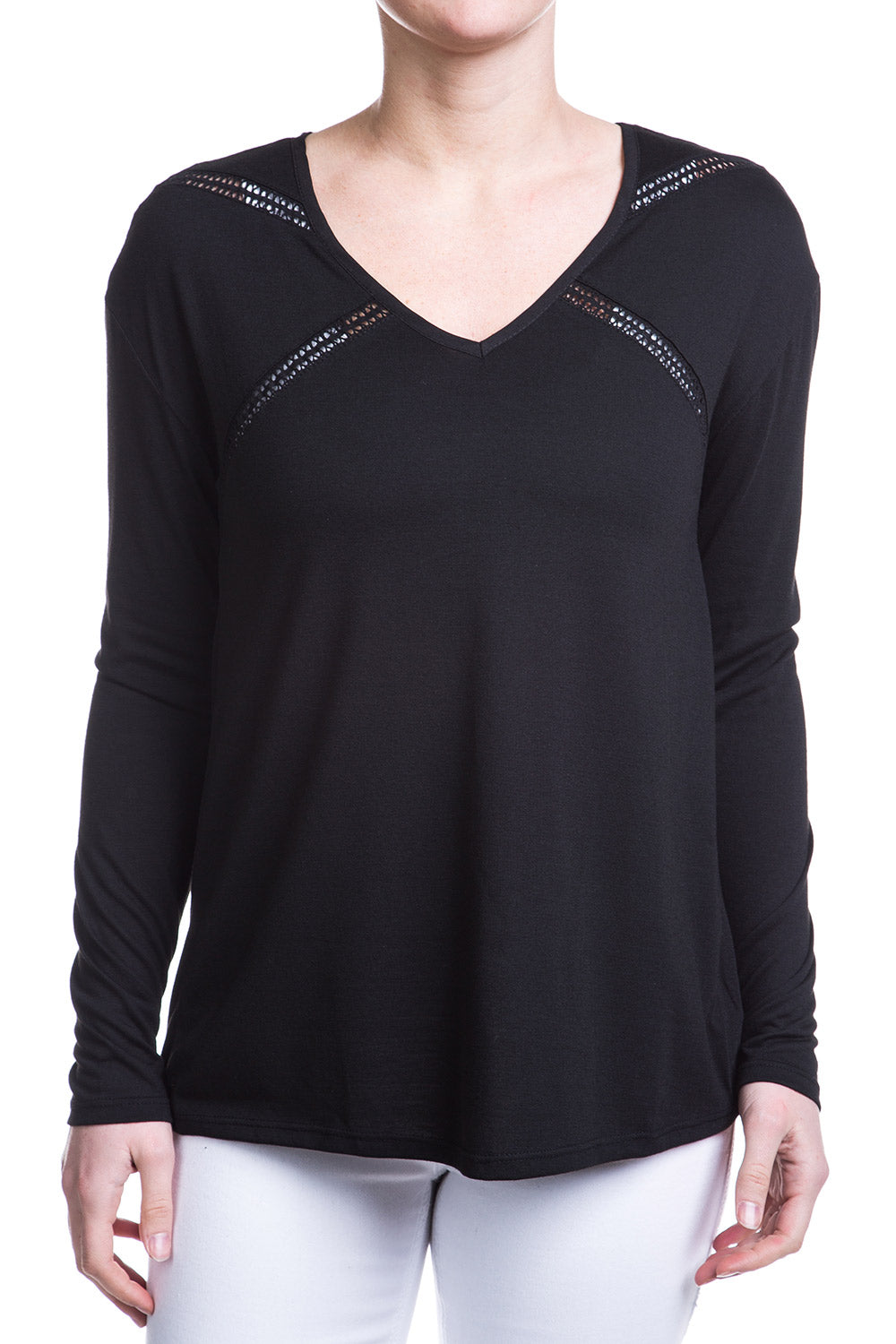 Type 4 In An Instant Top in Black