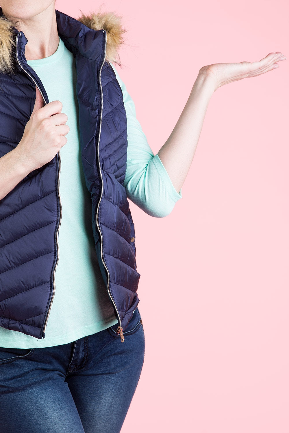 Type 1 So Puffy Vest