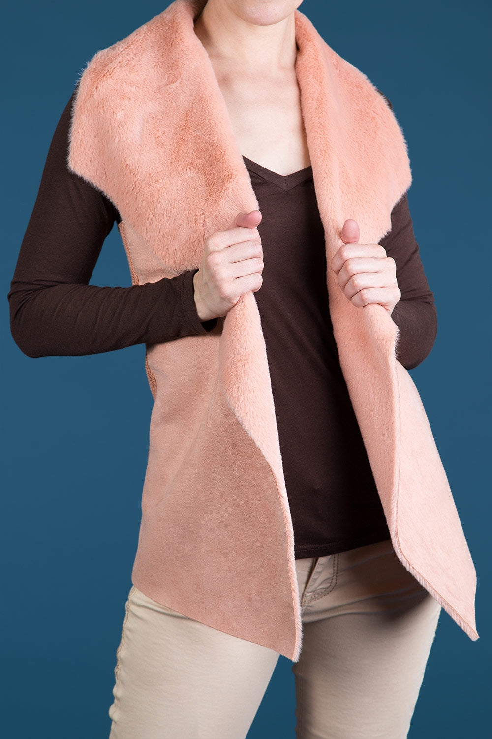 Type 3 Fur All Time Vest
