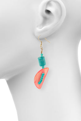 Type 1 Enjoy Yourself Earrings