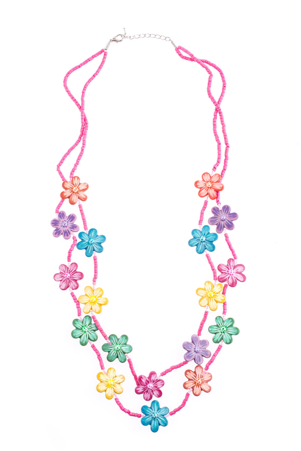 Type 1 Pretty Petals Necklace