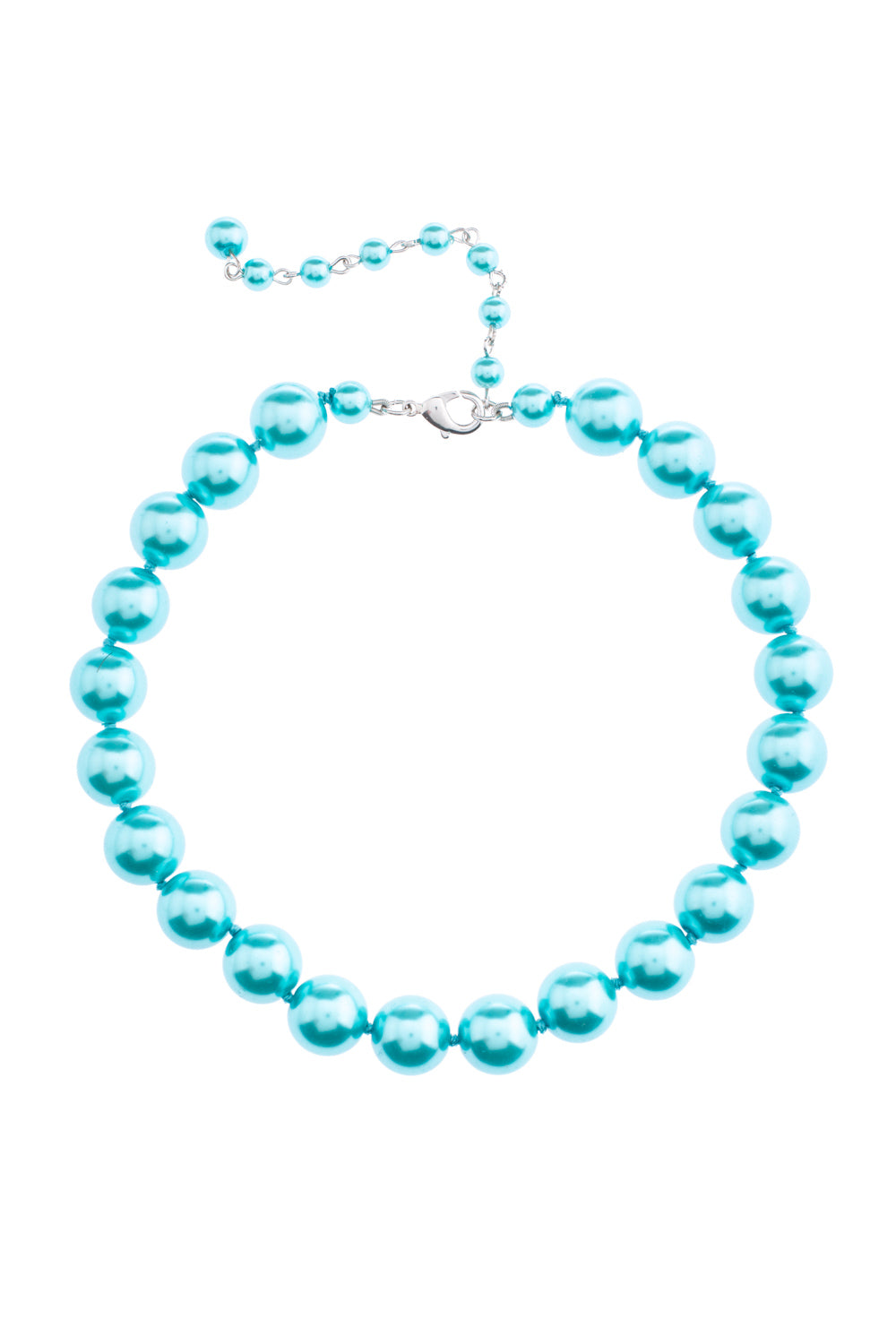 Type 1 Tempting Teal Necklace