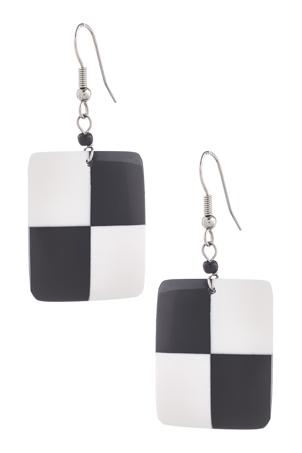 Type 4 Checkmate Earrings