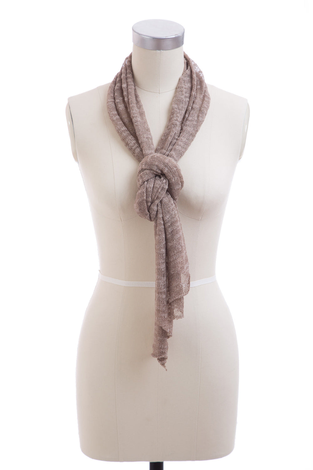 Type 2 Tender Taupe Scarf