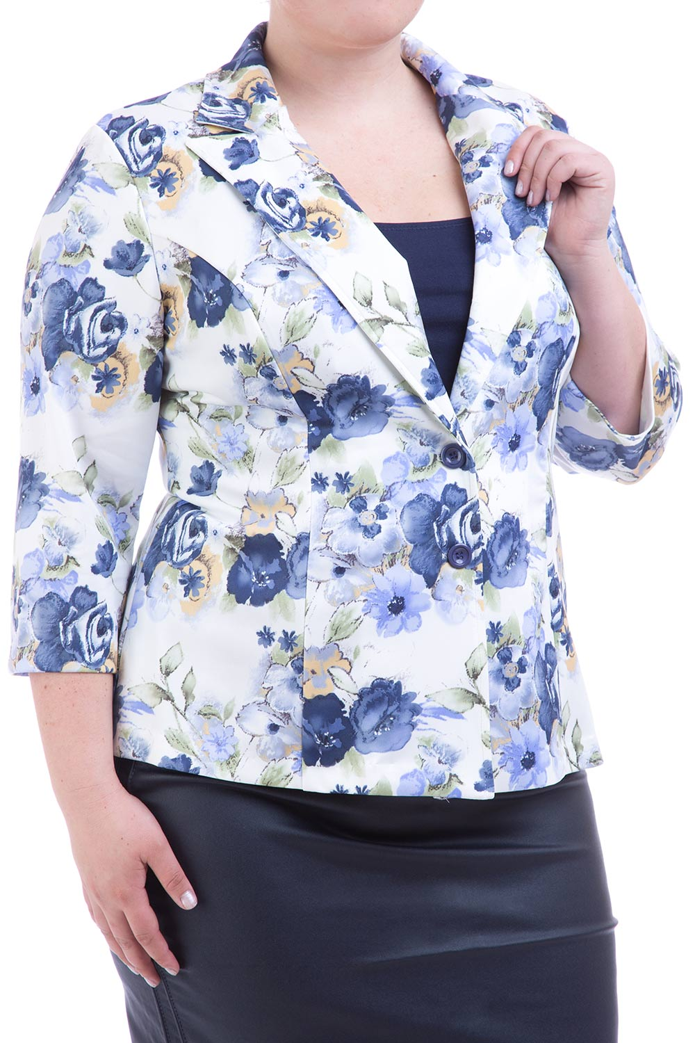 Type 2 Floral Fancy Jacket