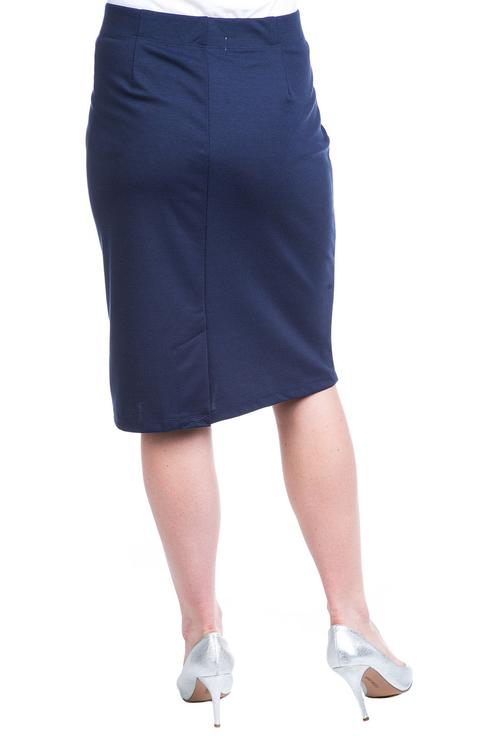 It Is Official Skirt In Navy