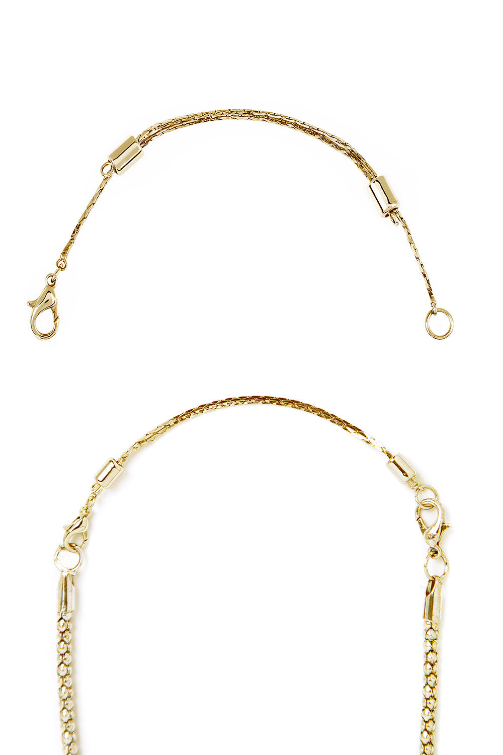 Necklace Extender - Gold