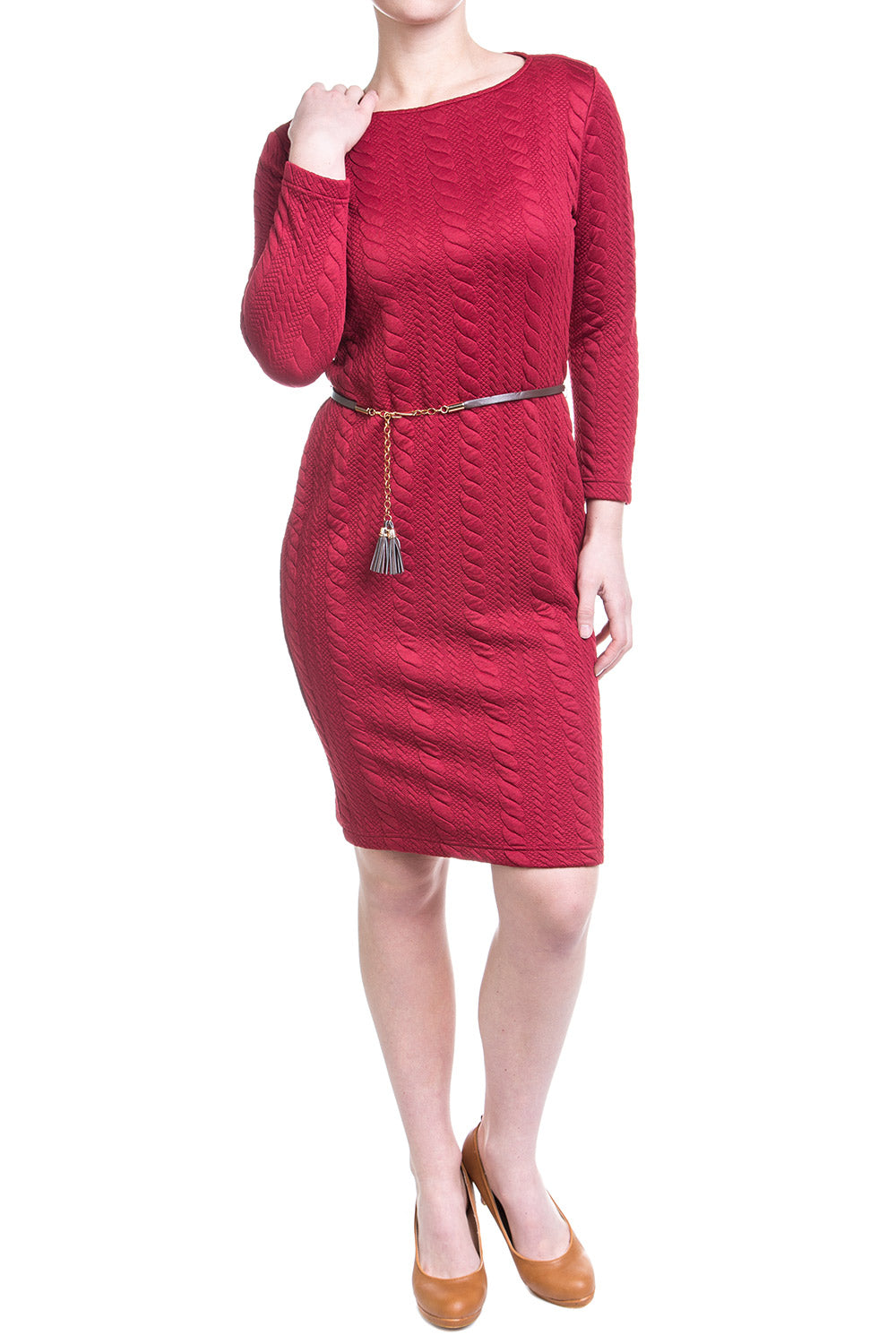 Type 3 Cherry Wine Dress