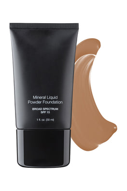 Mineral Liquid Powder- Honey Bronze
