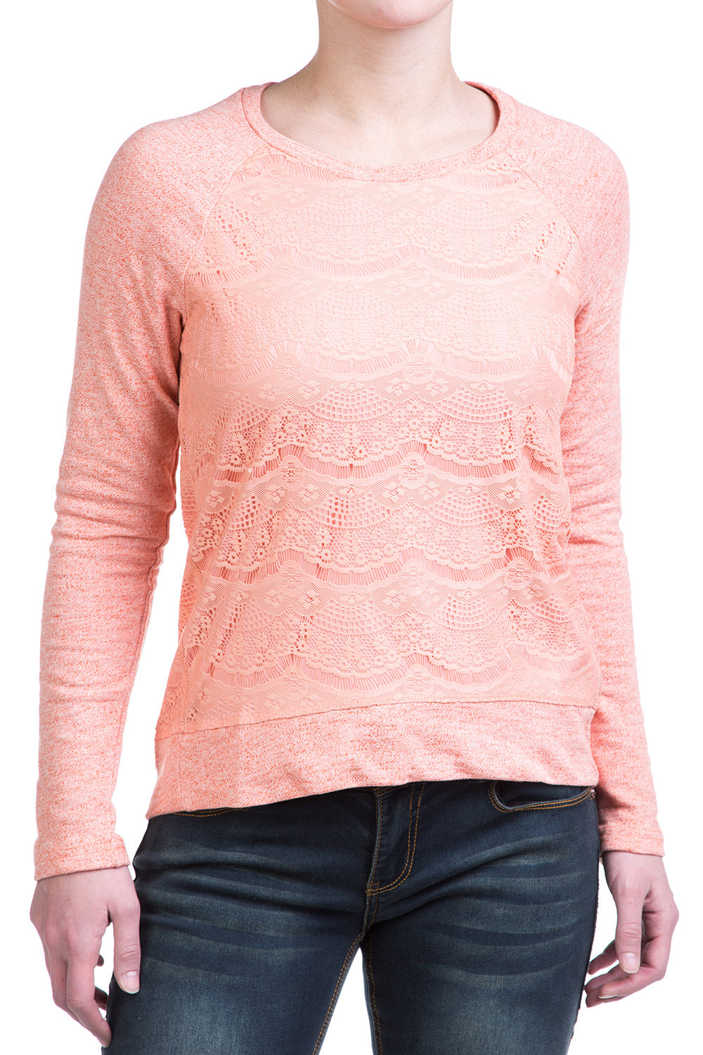Type 3 Lace Reef Top