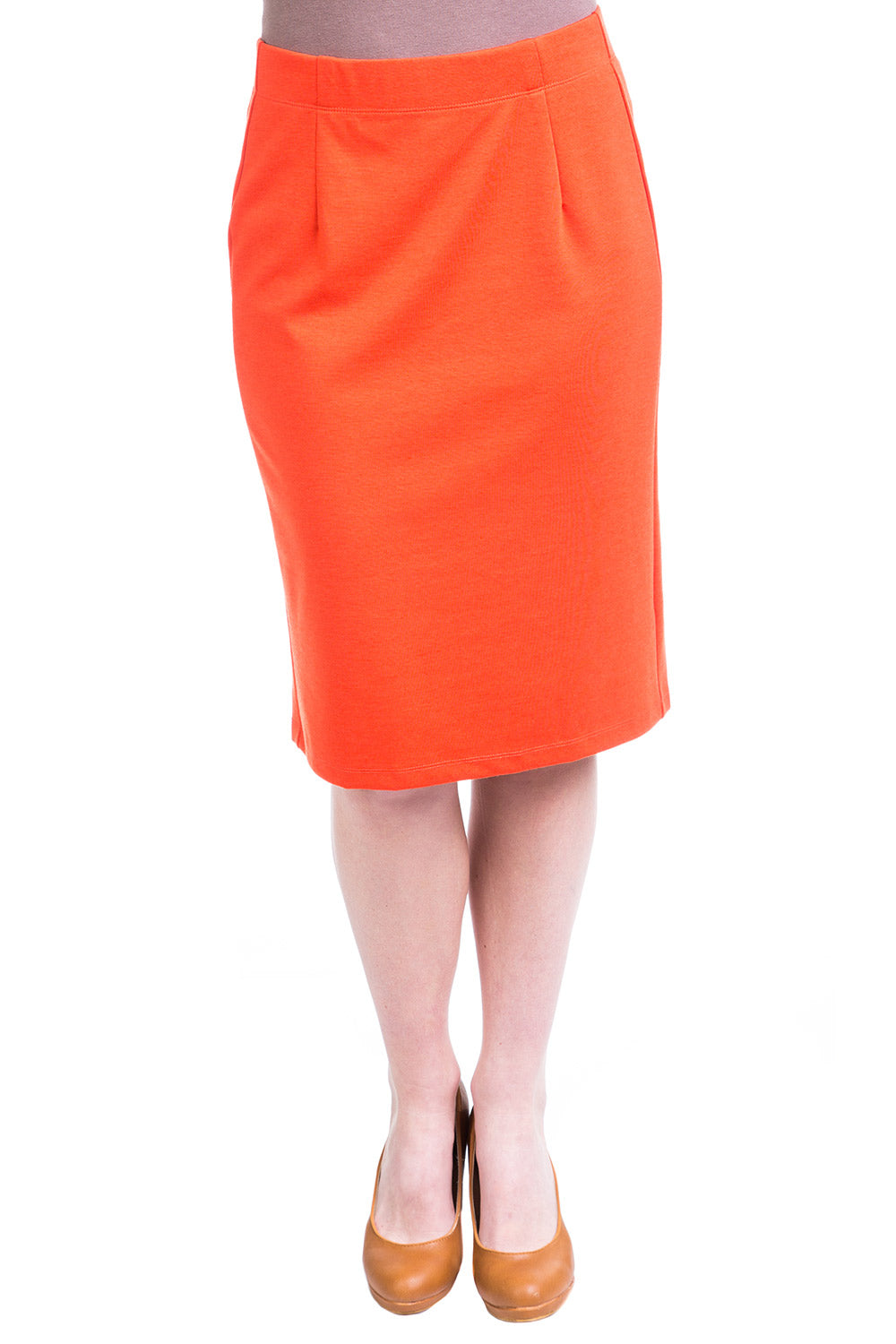 Type 3 It Is Official Skirt In Orange