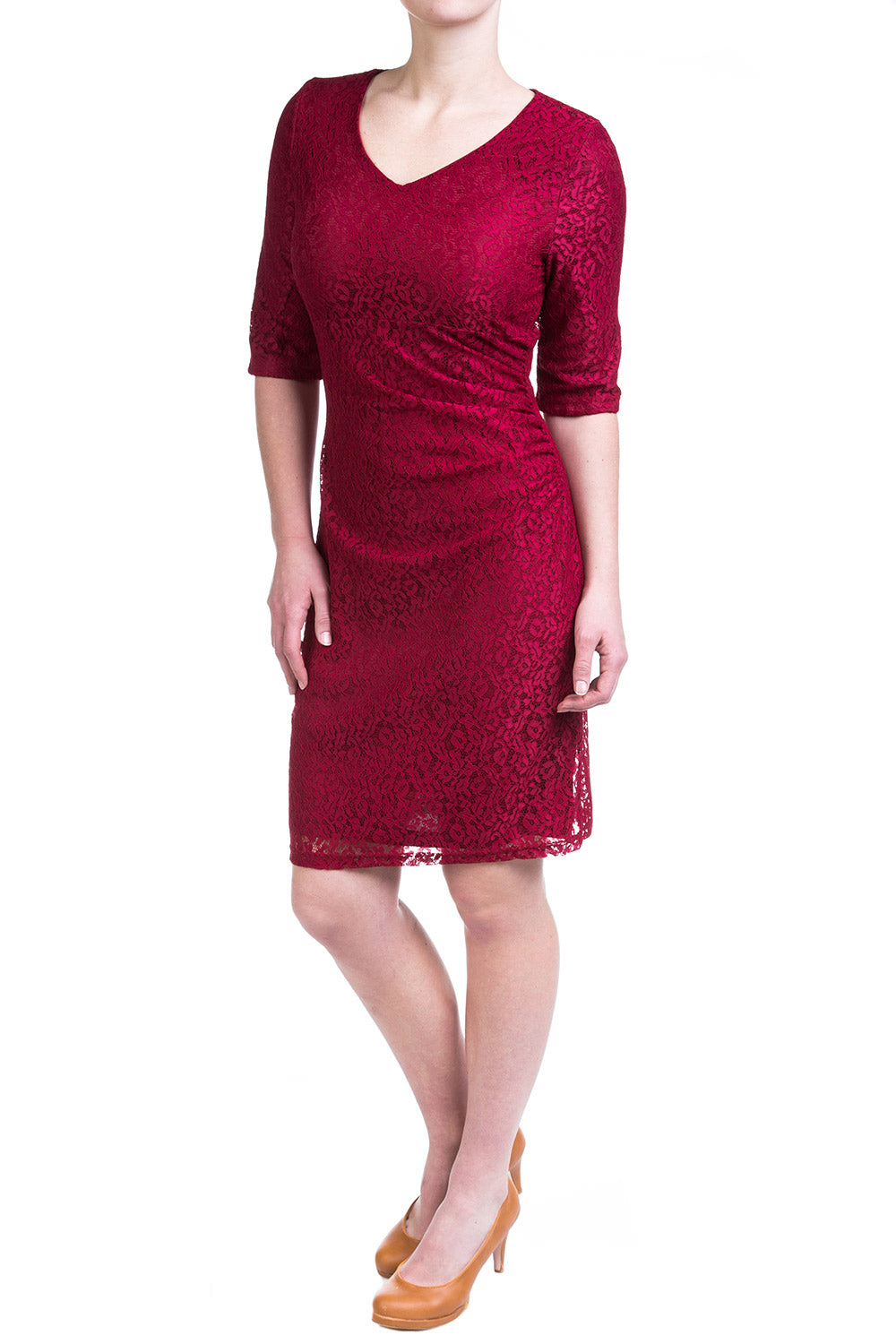 Type 3 Red Rover Dress