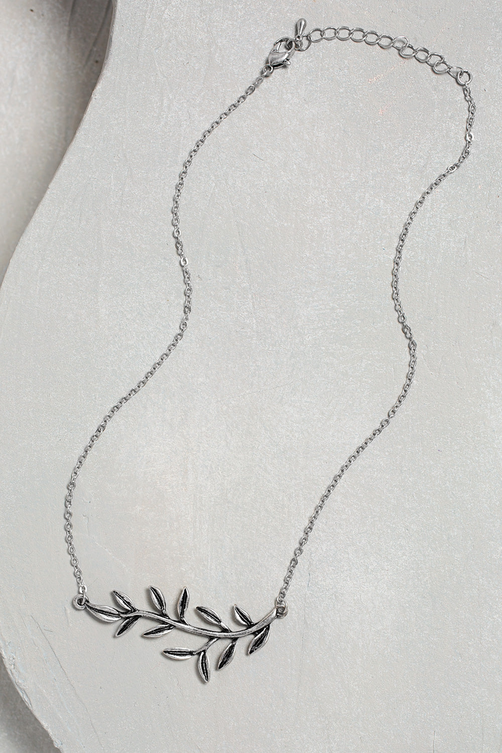Type 2 Olive Branch Necklace