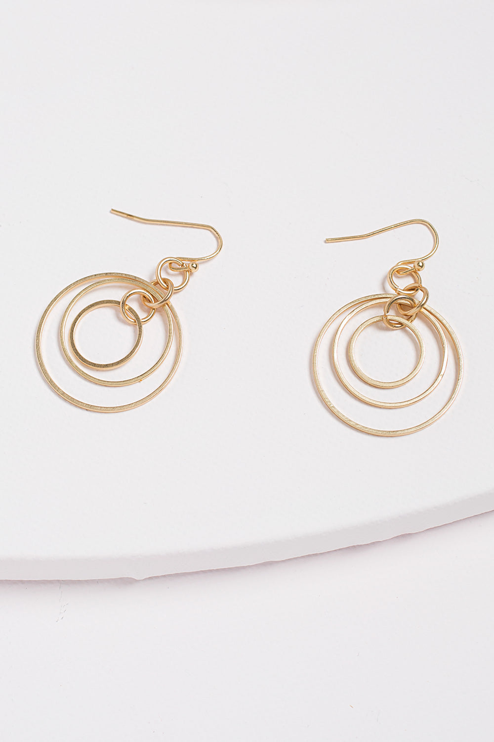 Type 1 Singing Cymbals Earrings