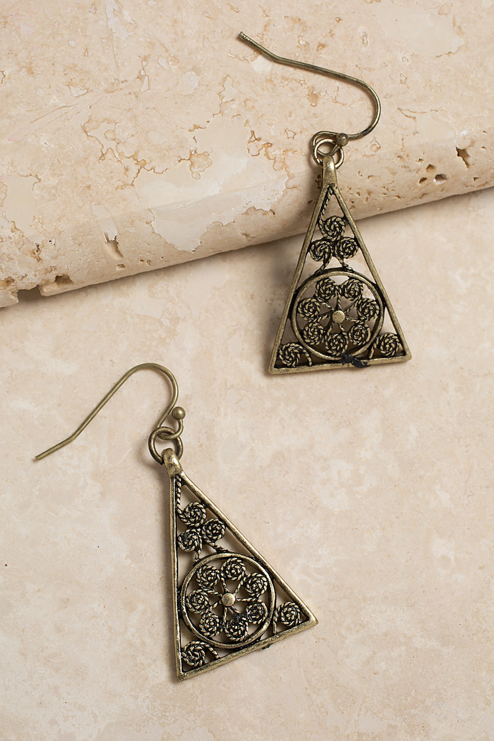 Type 3 Edgy Detail Earrings