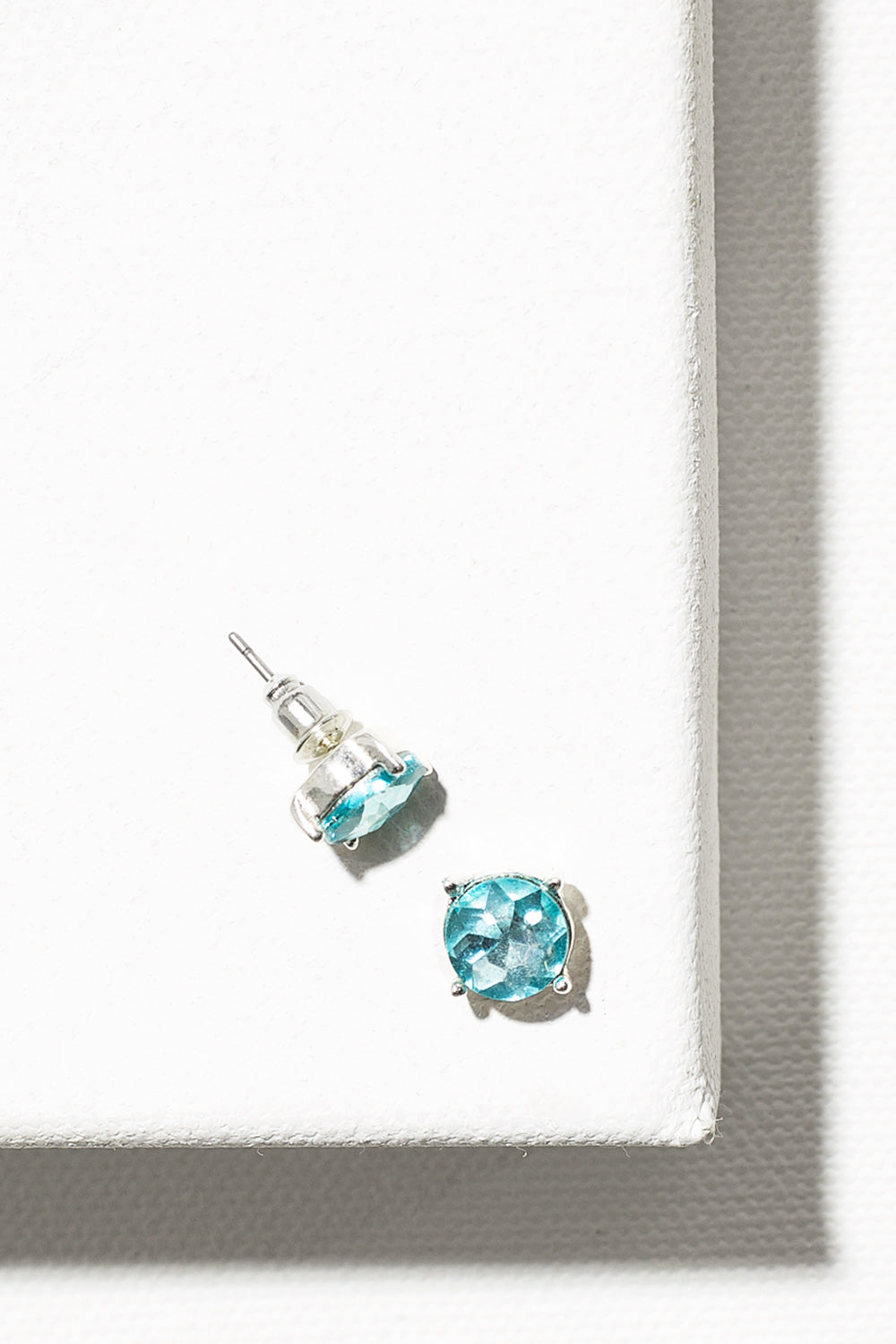 Type 4 Blue Ice Earring