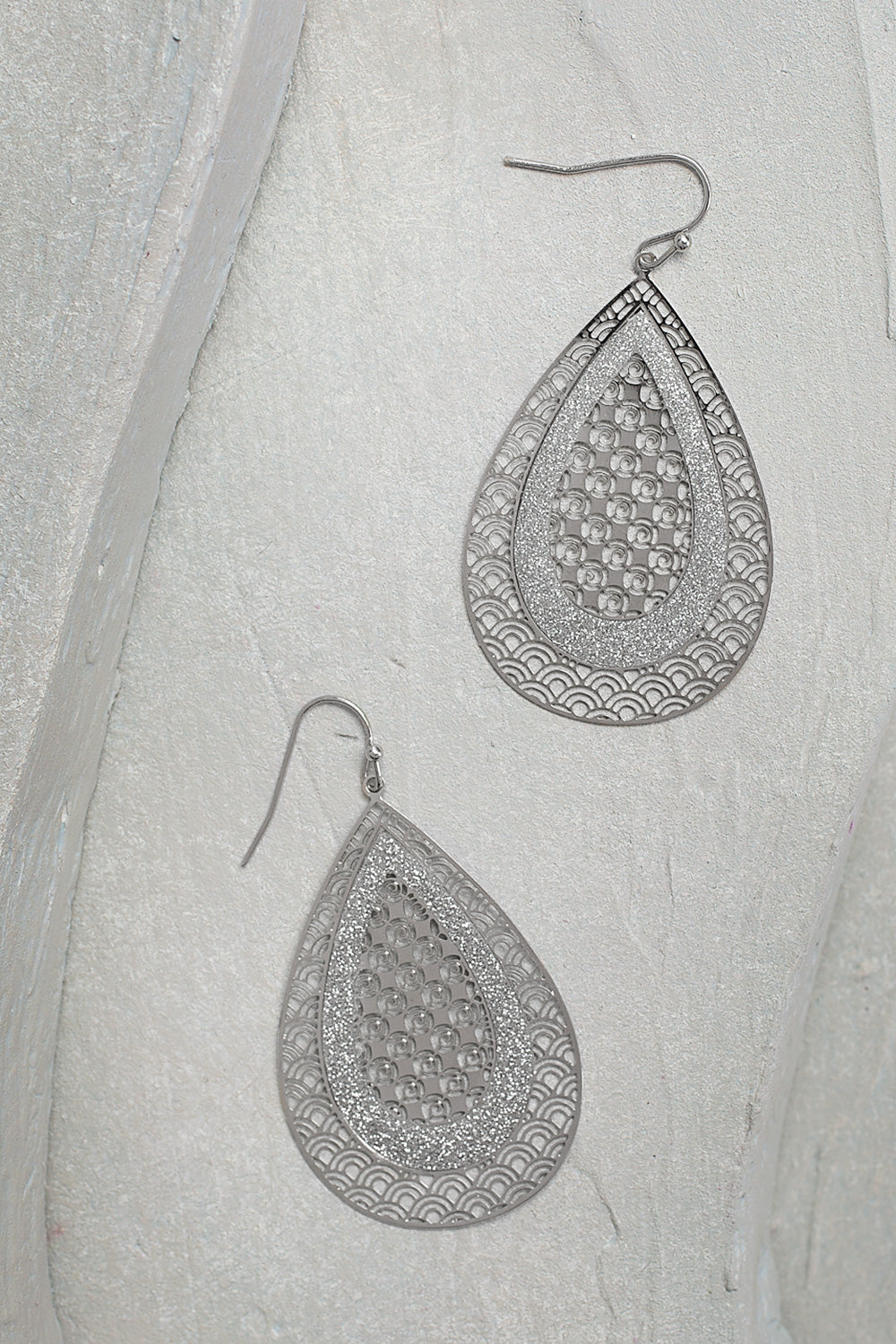 Type 2 Glittering Rain Earrings