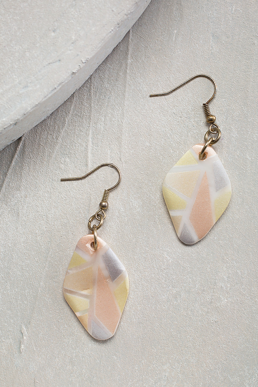 Type 2 Sea Clearly Earrings