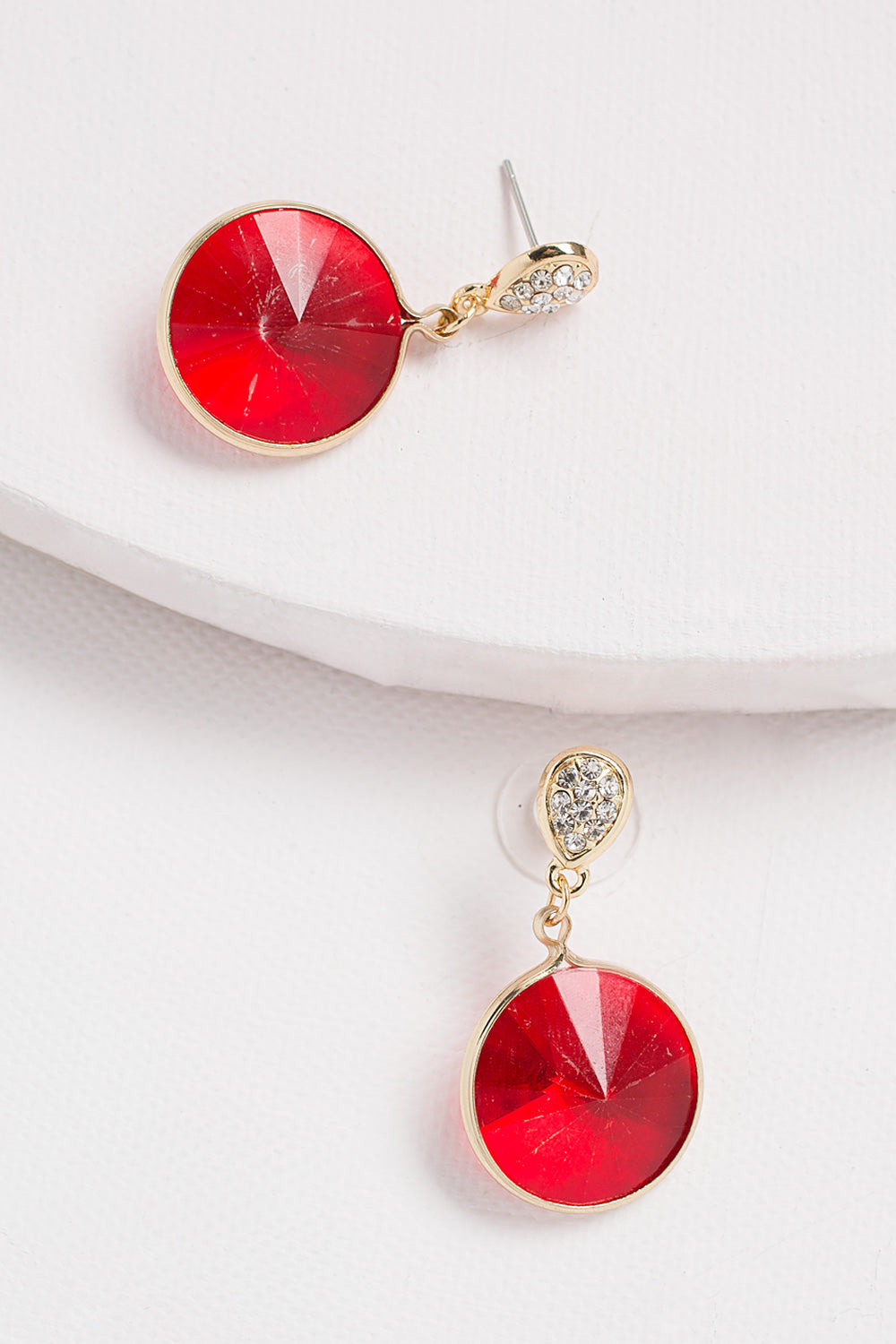 Type 1 Cherry Drop Earrings