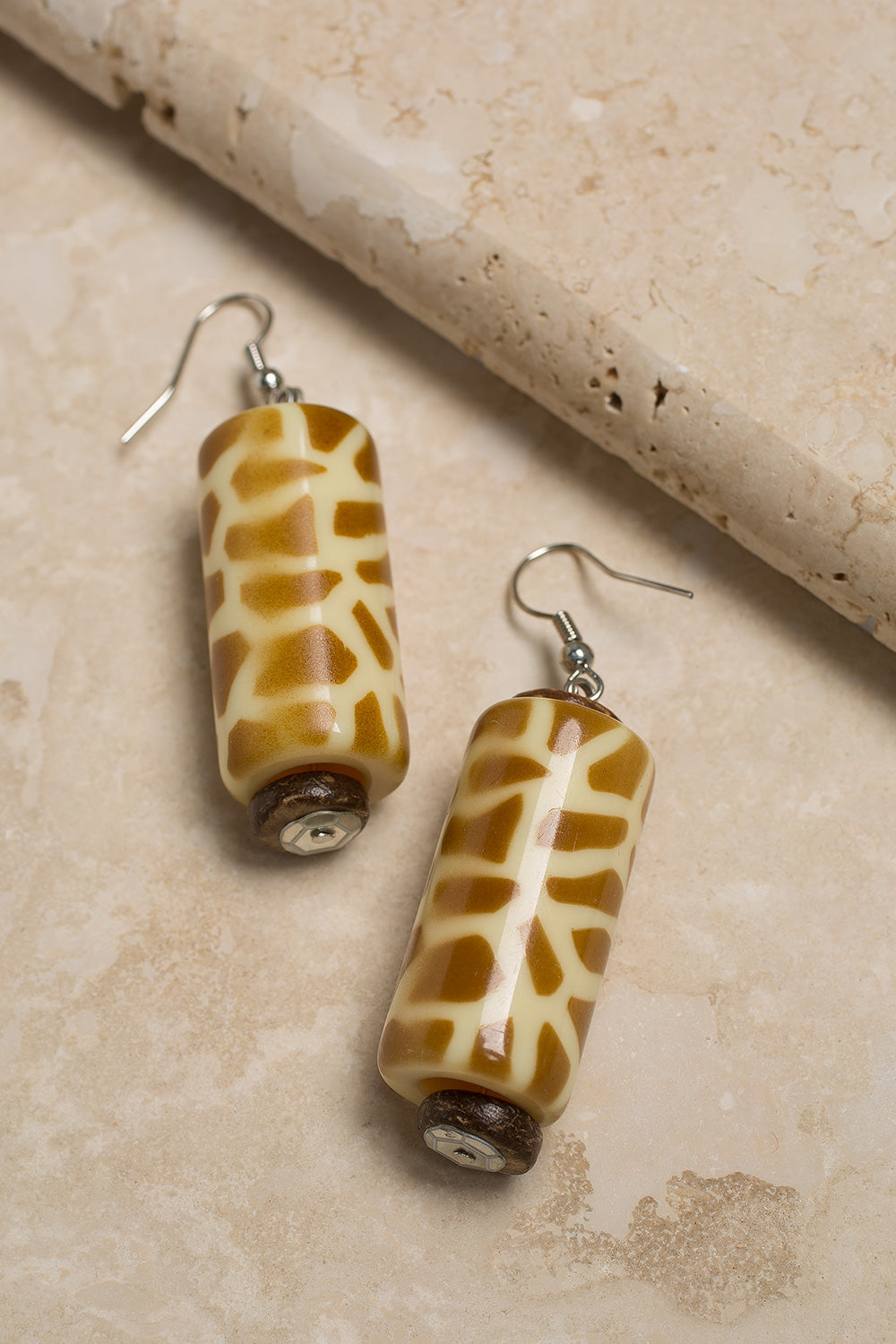 Type 3 Laughing Giraffe Earrings