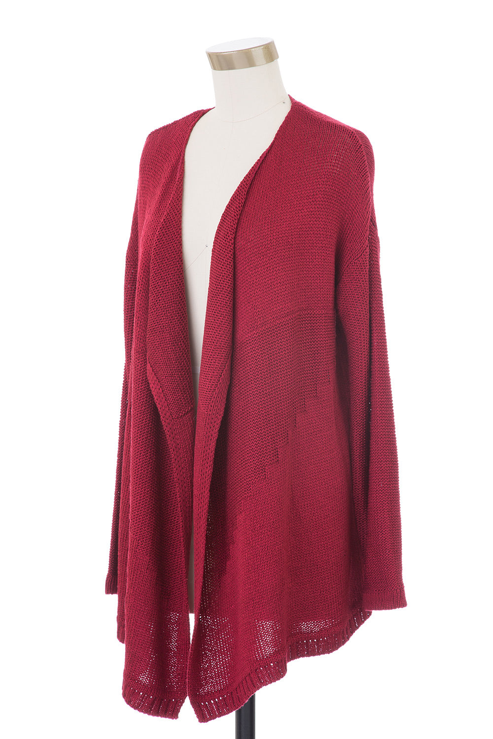Type 3 Fiery Fringe Cardigan