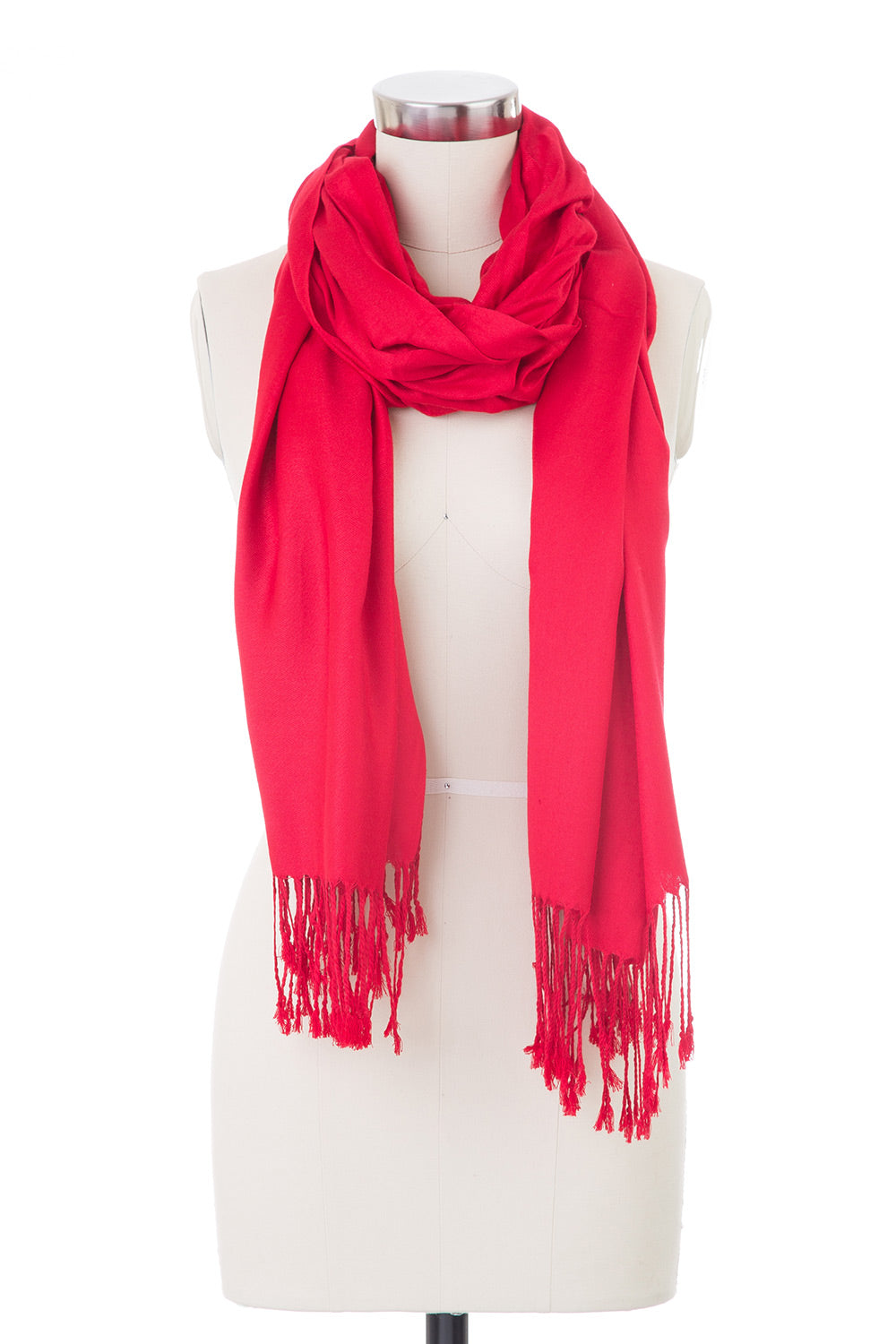 Type 4 Holly Red Scarf