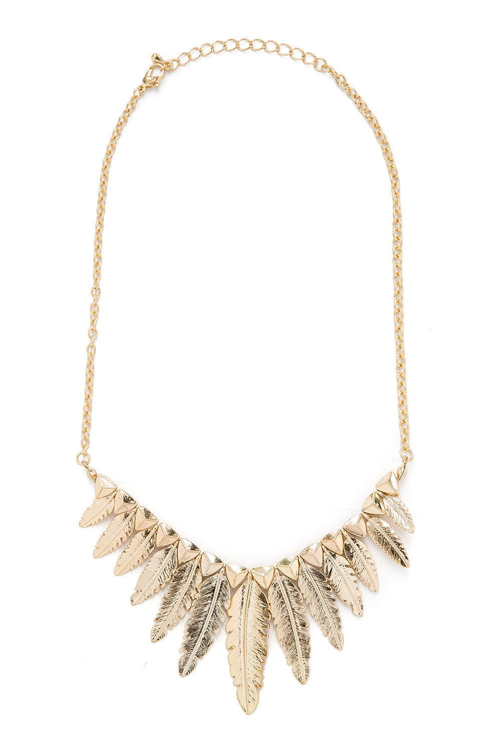 Type 3 Jagged Edge Necklace