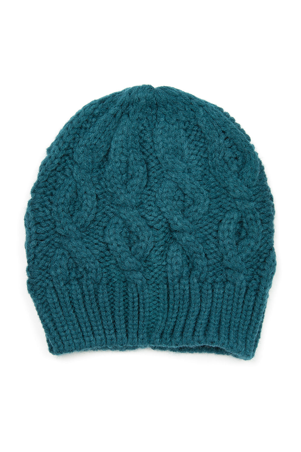 Type 3 Toasty Teal Hat