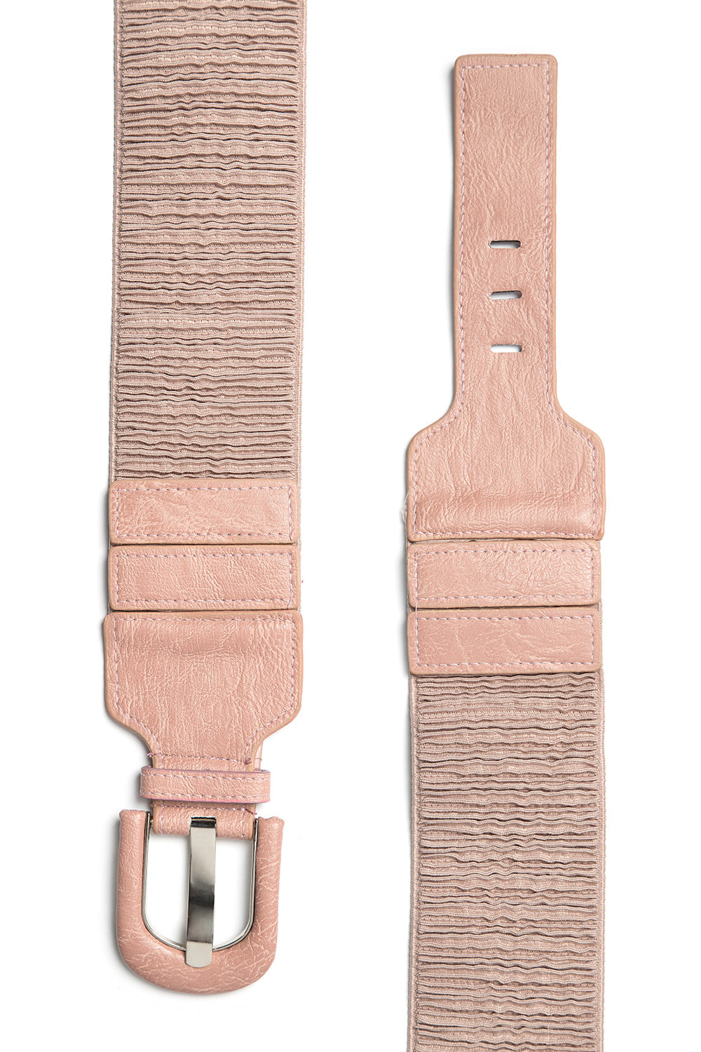 Type 2 Scrunchy Belt in Pink