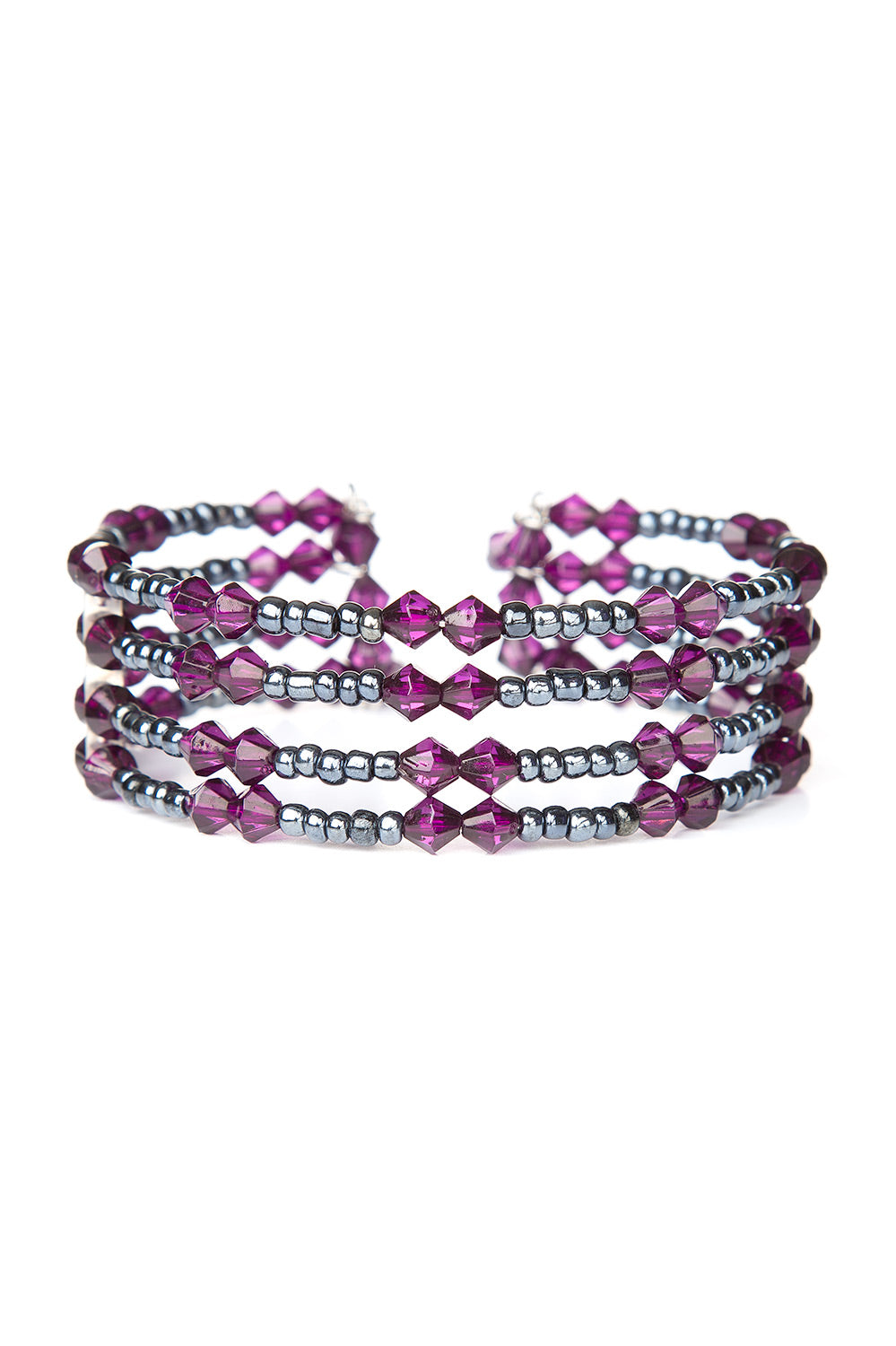 Type 2 Cosmic Bracelet in Purple