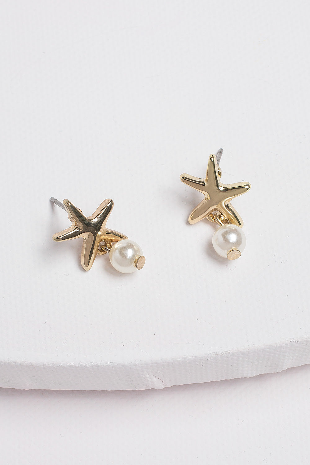 Type 1 A Pearl and a Starfish Went out to Play... Earrings