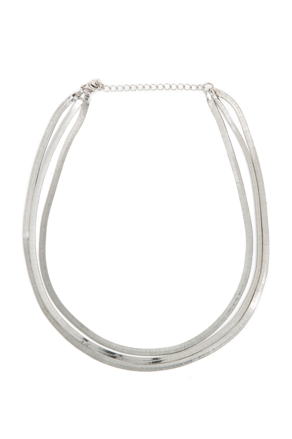 Liquid Lines Necklace