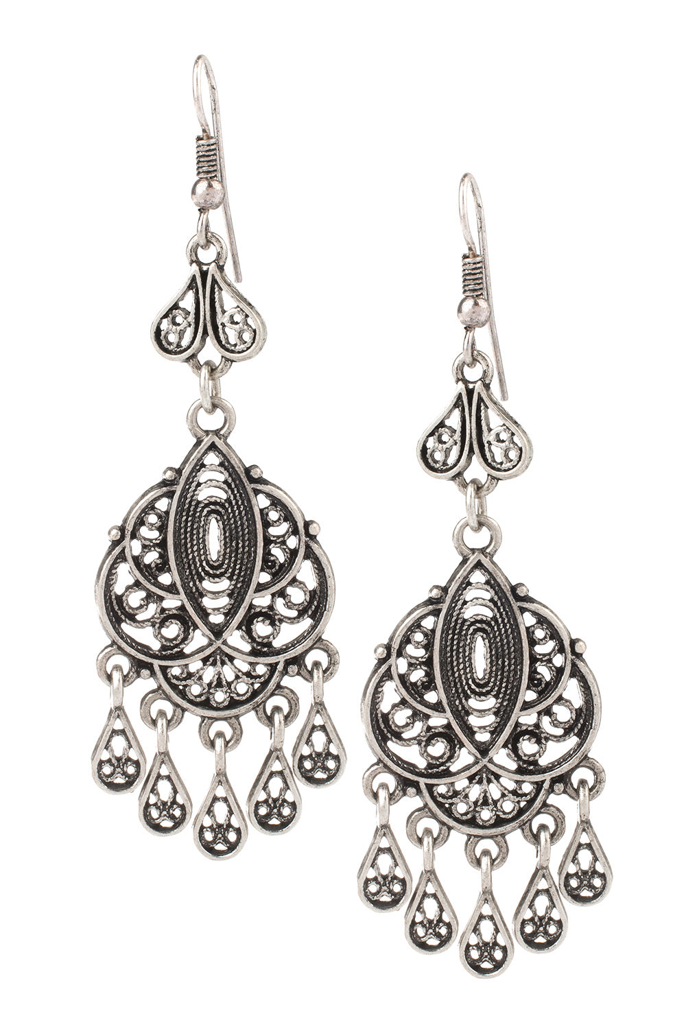 Type 2 Downton Abbey Earrings