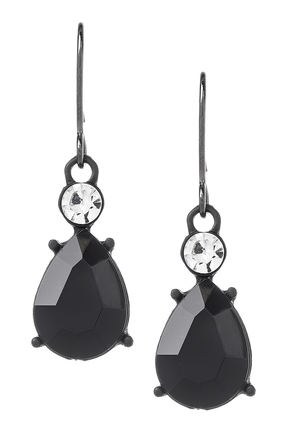 Type 4 Dark As Night Earrings