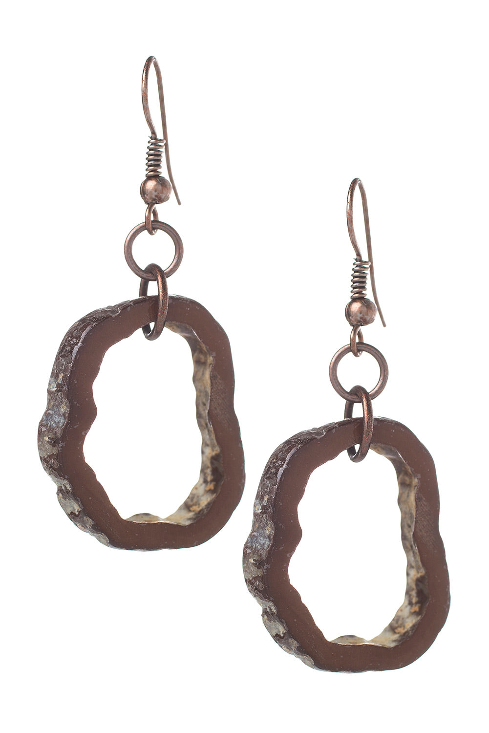 Type 3 Wood You, Could You? Earrings