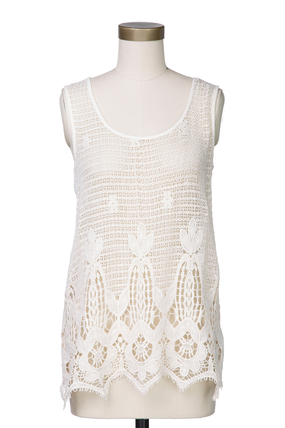 Type 3 Win The Lace Top