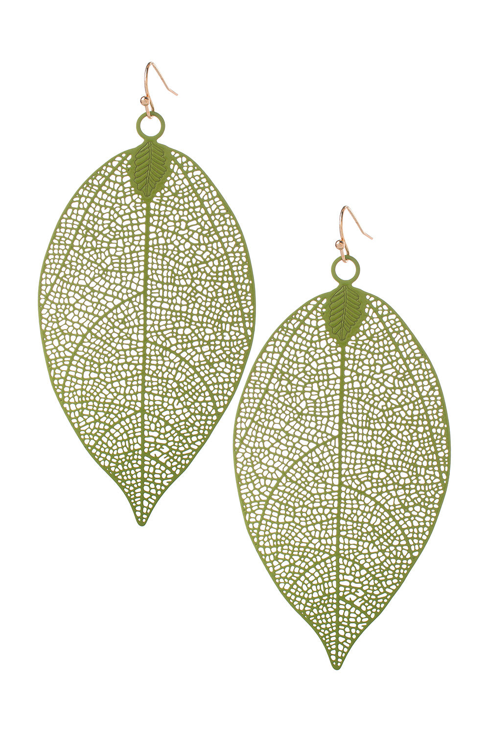 Type 3 Leaf It Be Earrings