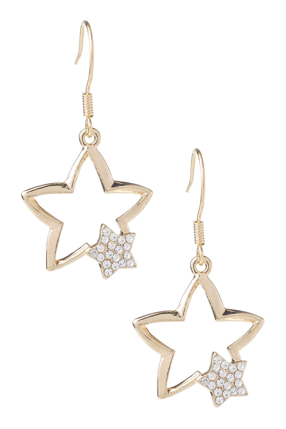 Type 1 Star Bright Earrings