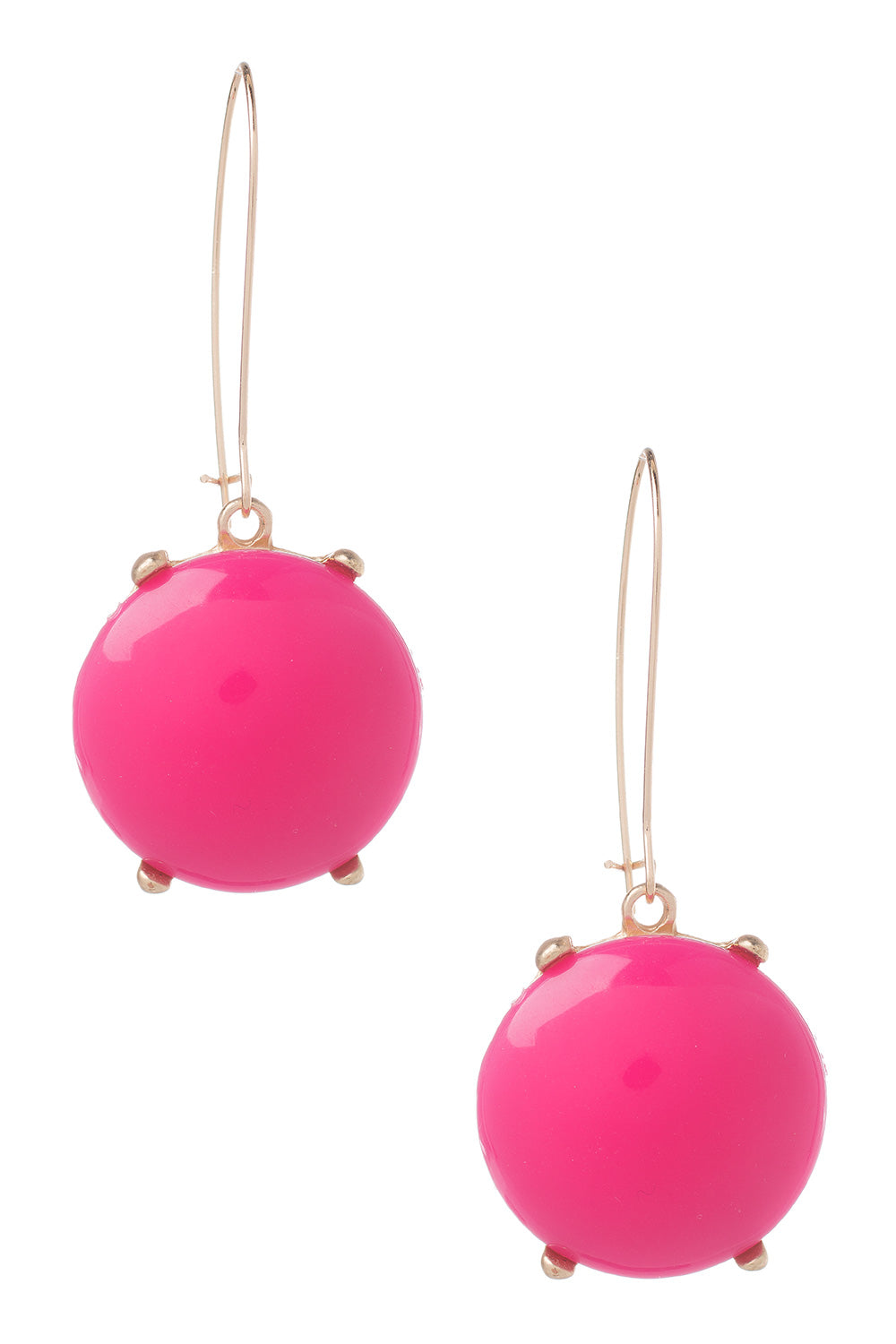 Type 1 Bubble Earrings In Pink