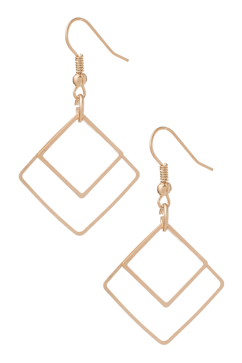 Type 3 Fair and Square Earrings