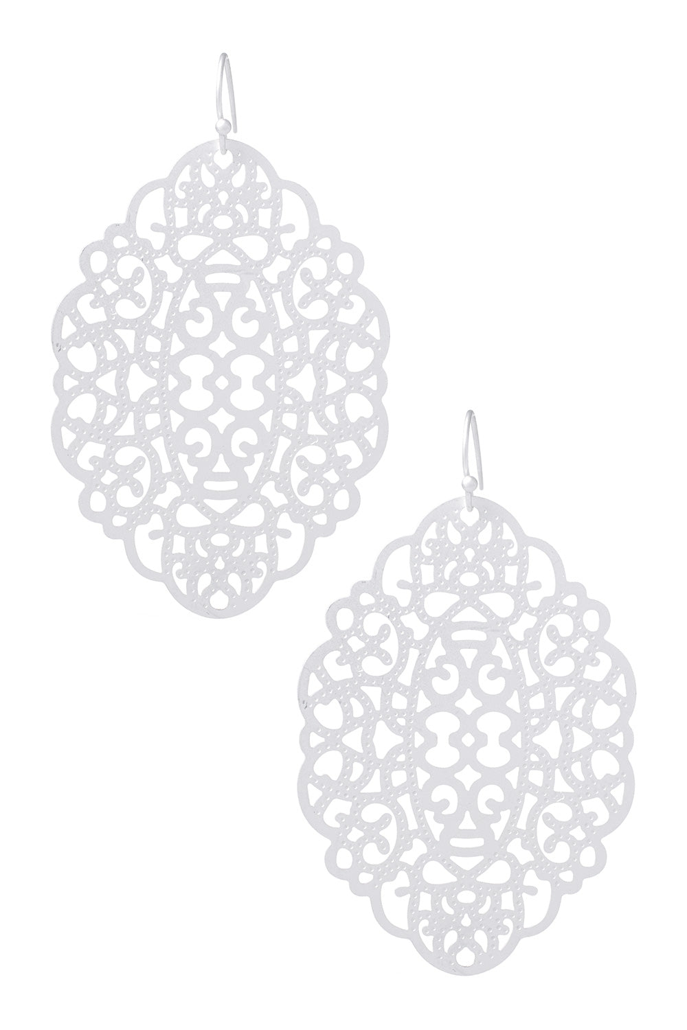 Type 2 Softly Dotted Line Earrings