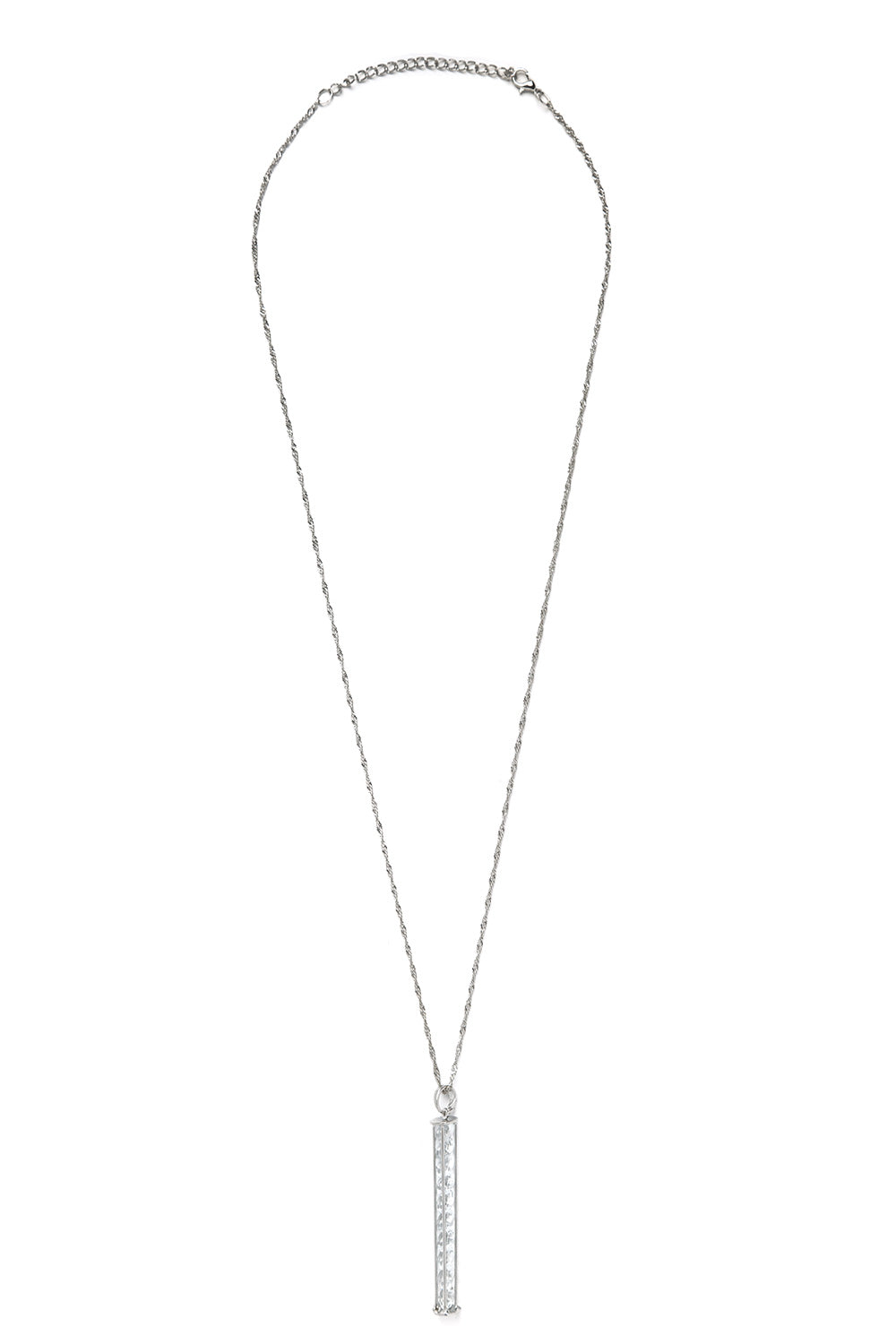 Type 4 Rod Reflection Necklace