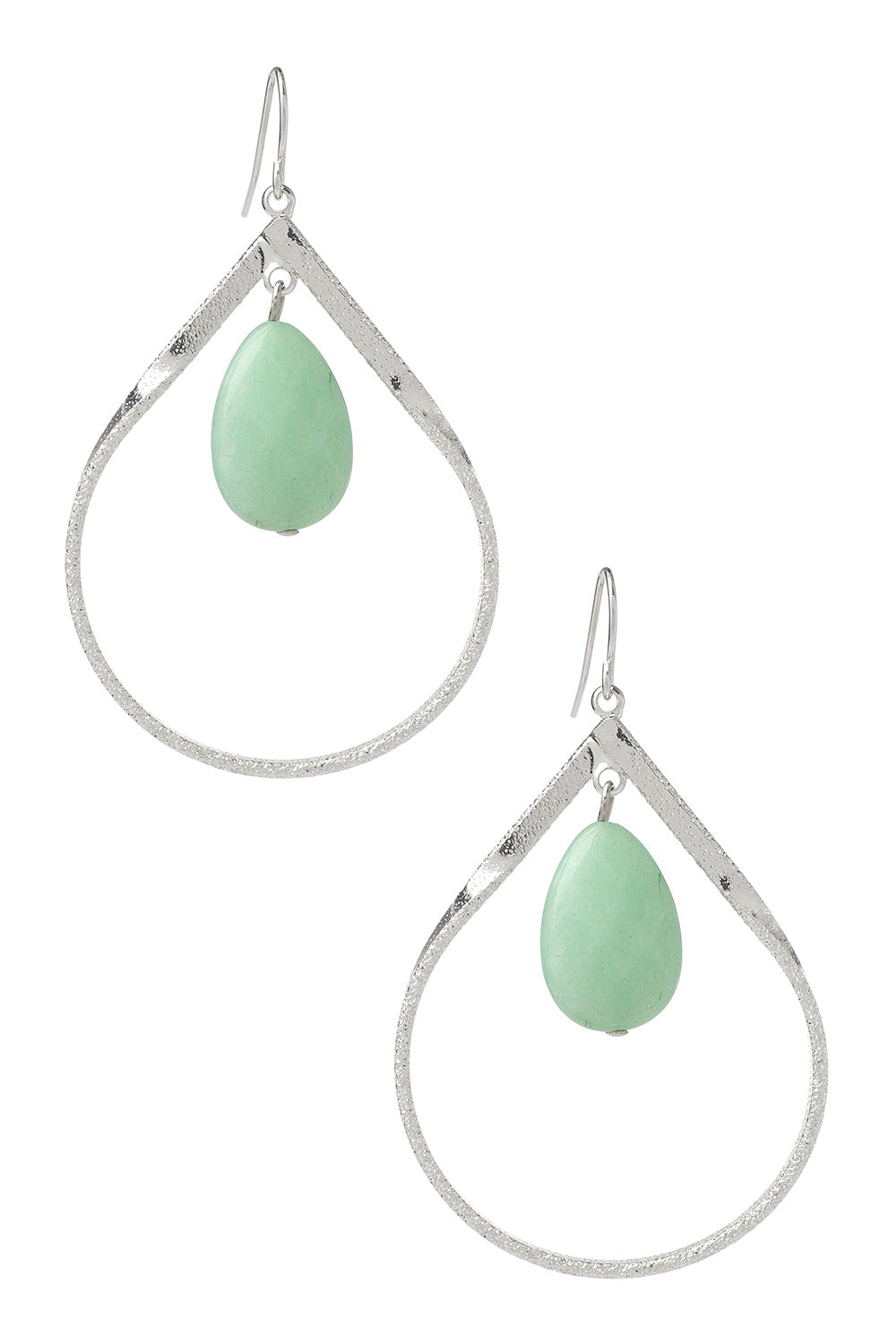 Type 2 Loyalty Earrings in Green