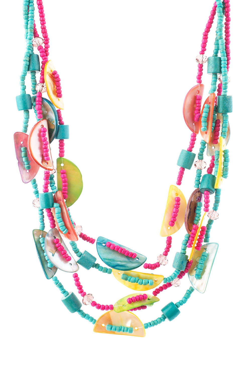 Type 1 Summer Storms Necklace