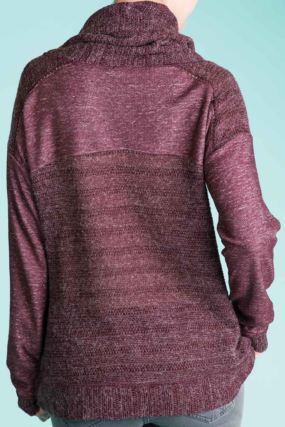 Type 2 Safe Inside Sweater